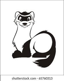 Smily Ferret