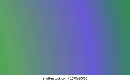 Smooth Abstract Colorful Gradient Backgrounds. For Brochure, Banner, Wallpaper, Mobile Screen. Vector Illustration.