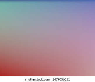 Smooth gradient mesh background. Original backdrop with simple muffled colors. Vector illustration pastel. Violet modern abstract design for mobile app and user interface.