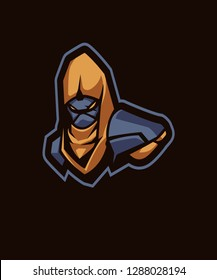 Snake Assasins E Sport Logo