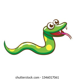 snake cartoon clipart