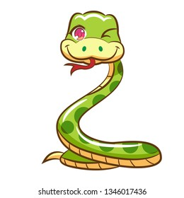 snake clipart graphic