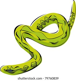 snake line