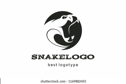Snake logotype. Suitable For Infographics , Company Logo, Print, Digital, Icon, Apps, print T-Shirts and Other Marketing Material Purpose