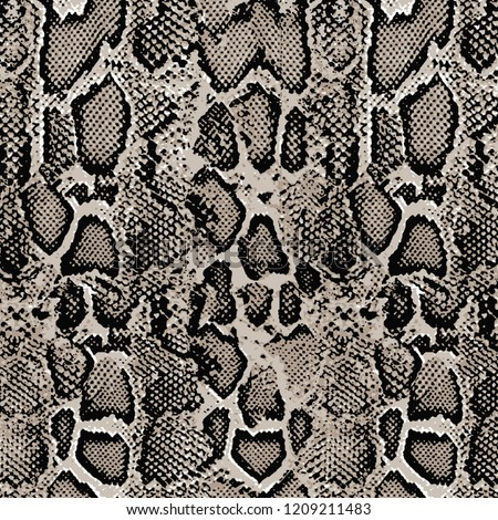 snake skin pattern design, vector illustration background