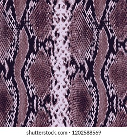 snakeskin  pattern design, vector illustration background
