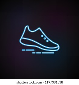 Sneakers Neon Images, Stock Photos