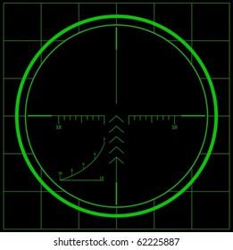 Sniper scope (vector)
