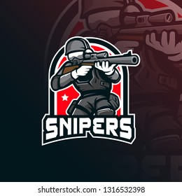 Royalty Free Sniper Logo Stock Images Photos Vectors