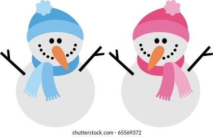 Snow-mans