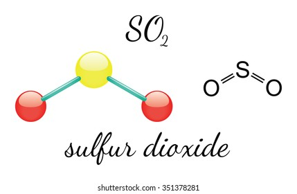 Sulphur Dioxide Images Stock Photos Vectors Shutterstock