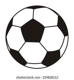 Picto Ballon Football Images Stock Photos Vectors