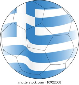 soccer ball  greece