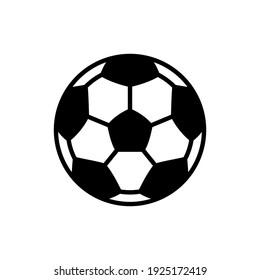 soccer ball icon design vector template