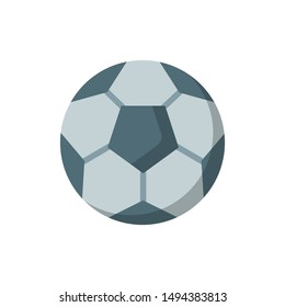Soccer ball icon. Sport concept. Vector illustration.