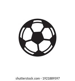 soccer ball icon symbol sign vector