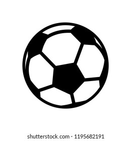 Soccer ball icon templates