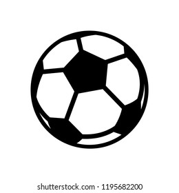 Soccer ball icon templates