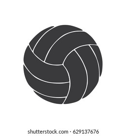 Soccer ball icon, vector illustration design. Sport objects collection.