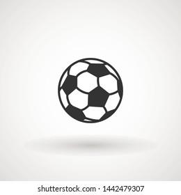 Bilder Stockfotos Und Vektorgrafiken Fussball Icon