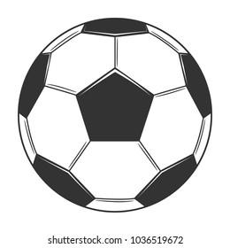 foot kicking soccer ball stock vectors images vector art rh shutterstock com soccer ball vector free soccer ball vector graphic