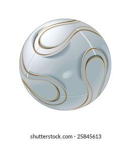 soccer ball - vector collection