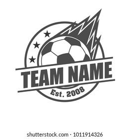 Soccer Club Logo Design