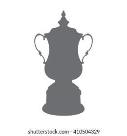 Soccer Cup Trophy Vector