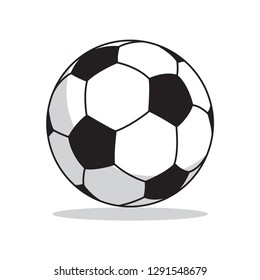 soccer football icon vector