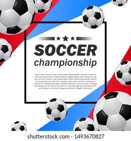 Football Tournament Images, Stock Photos & Vectors