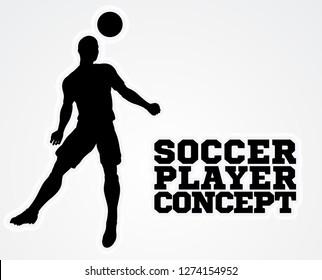 Fussballspieler Vektor Images Stock Photos Vectors