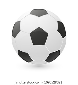 Soccer Football Sport Ball Emoji Icon Object Symbol Gradient Vector Art Design Cartoon Isolated Background
