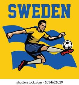 soccer player of sweden