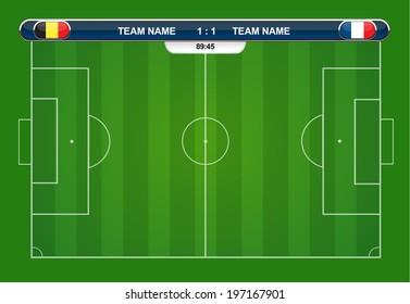 Soccer Statistics Images, Stock Photos & Vectors | Shutterstock