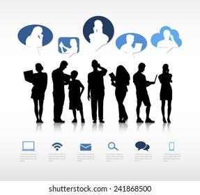 The Social Communication