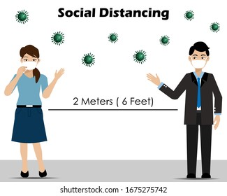Social Distancing Images, Stock Photos & Vectors | Shutterstock