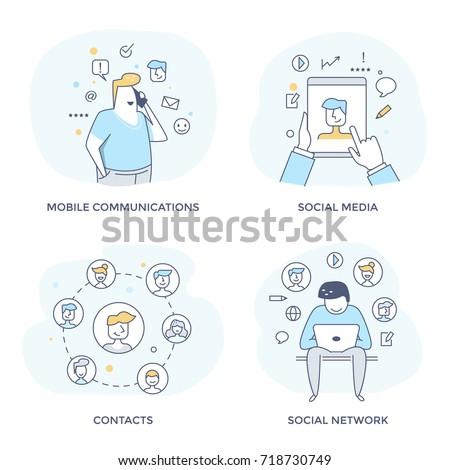 direct marketing social media