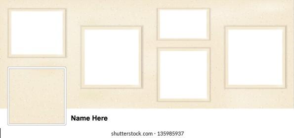 Social Media Facebook Cover Profile Template Stock Photo Edit Now