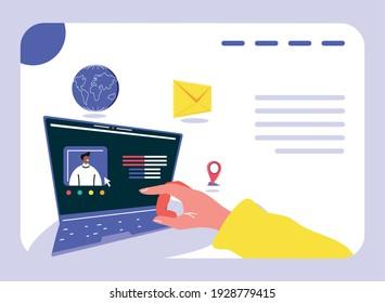 social media marketing website advertising