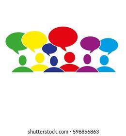 Social media people group.