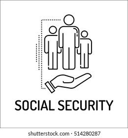 Social Security Images, Stock Photos & Vectors | Shutterstock