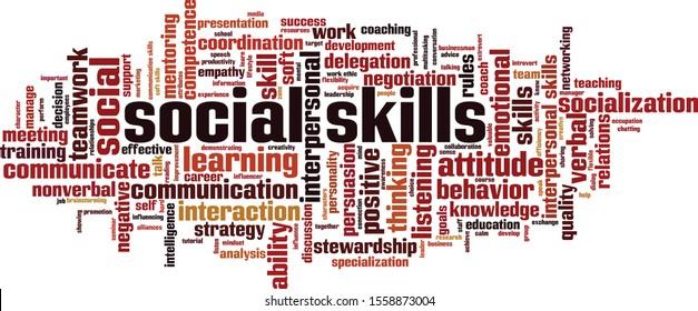 Social Skills Images, Stock Photos & Vectors   Shutterstock