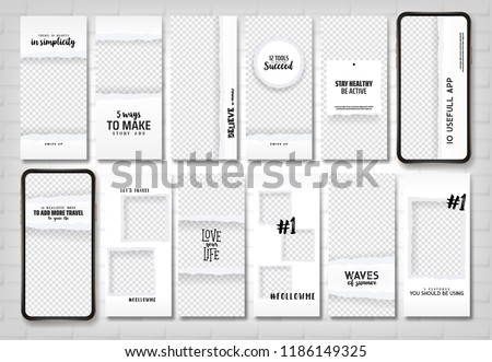 photograph regarding Free Printable Social Story Template identify social tale template absolutely free -