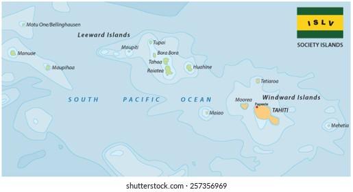 Imagenes Fotos De Stock Y Vectores Sobre Bora Bora Map