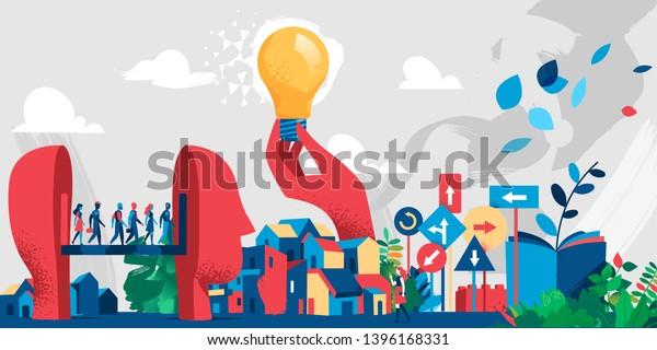 Society Technology Innovation and Future
