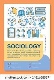 Sociology Images, Stock Photos & Vectors | Shutterstock