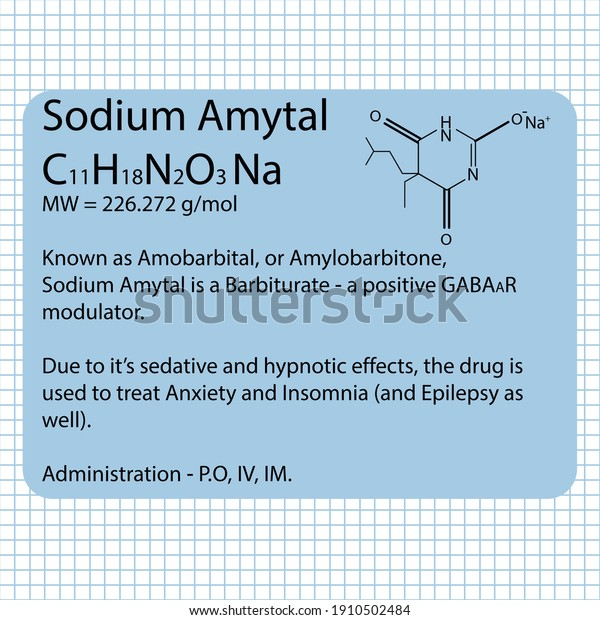 sodium-amytal-molecular-structure-2d-600