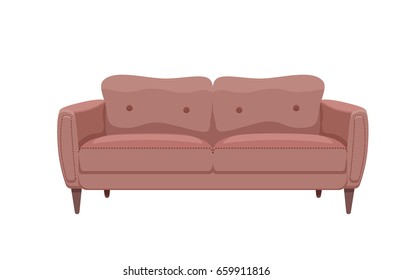 Couch Illustration