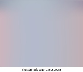 Soft color gradient background. Commercial backdrop with simple muffled colors. Vector illustration art. Violet colored, natural screen design for user interface or mobile app.