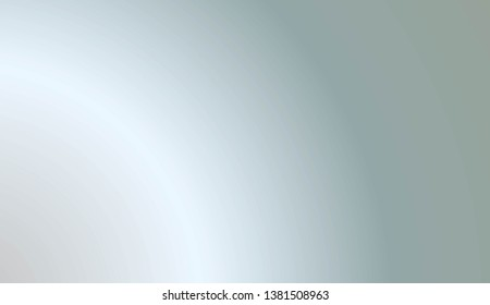 Soft Color Gradients. For Abstract Modern Screen Design For Mobile App. Vector Illustration.